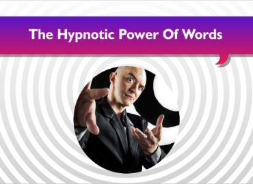 the hypnotic power of words